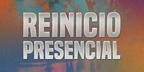 Reunión Presencial - VIDAIN CDMX boletos