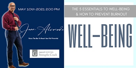 5 Essentials To Well Being and Preventing Burnout tickets