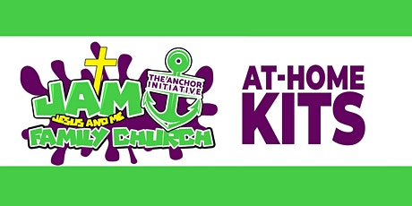 JAM Kids At-Home Kits tickets