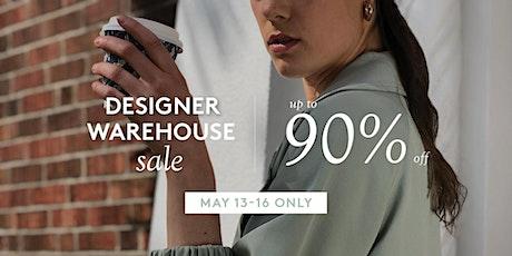 Blubird Designer Warehouse Sale tickets