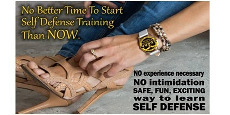 Ladies Only  Self-Defense Class tickets