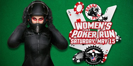 Women's Poker Run tickets