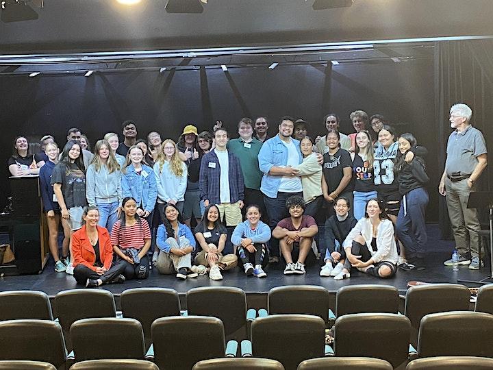 Fundraiser: Youth Opera Aotearoa Rotorua Accelerando Programme 2021 image