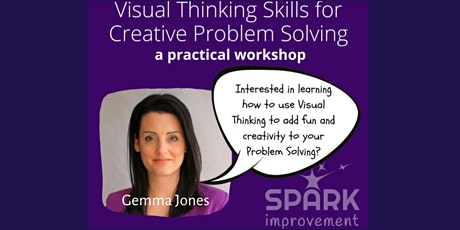 Visual Thinking Skills for Creative Problem Solving - a practical workshop tickets