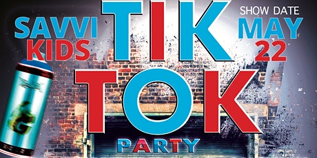 SAVVI KIDS OF ATLANTA TIK TOK PARTY, FASHION SHOW & MAGAZINE RELEASE tickets