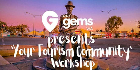 Your Tourism Workshop tickets