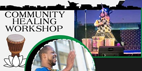 Community Healing Workshop tickets