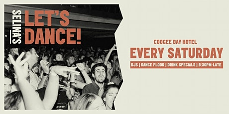 Let's Dance | Coogee Bay Hotel tickets