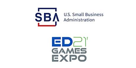Small Business Administration Presents: SBIR Women Entrepreneurs Got Game tickets