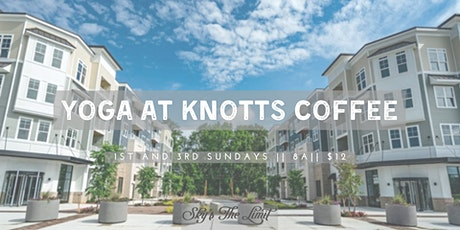 Yoga at Knotts Coffee tickets
