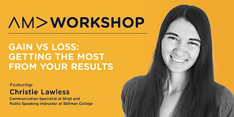 AMA Birmingham Workshop Series: Getting the Most From Your Results tickets