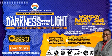 Out of the Darkness - Into the Light tickets