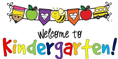 Kinderise @ Greenfield Union:   Welcome to Kindergarten Fall 2021 tickets