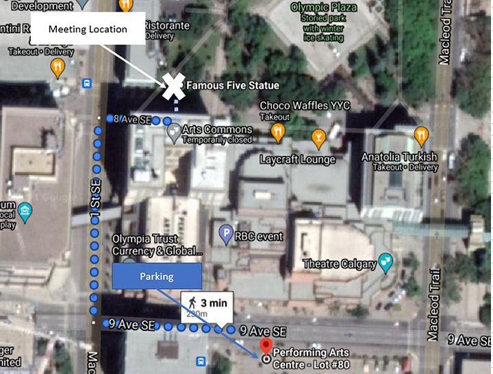 Calgary #CITYCLEANUP (SITE 5: Olympic Plaza & Surrounding Areas) image