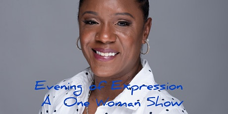 Evening of Expression : A One Woman Show tickets