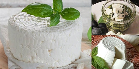 WORLD CHEESE NIGHT - Learn to make 3 worldly cheeses, Italy, Spain, Greece tickets