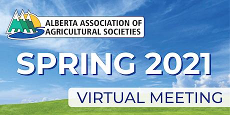 AAAS Spring Regional Meeting tickets