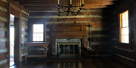 Paranormal Investigation of the Buchanan Log House tickets