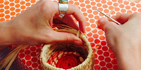 Introduction to basket weaving workshop (24035) tickets