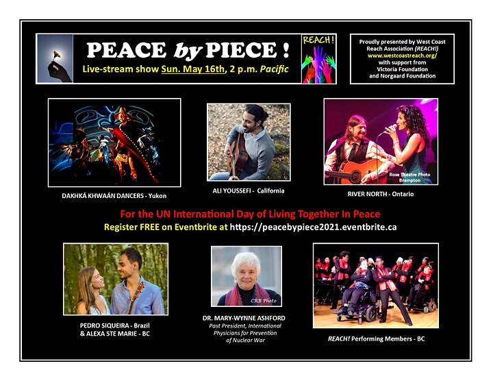PEACE BY PIECE! image