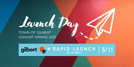 Rapid Launch Pitch Day tickets