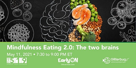 Mindfulness Eating 2.0: The two brains tickets