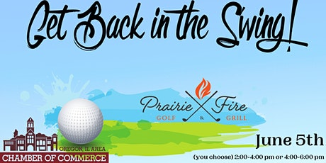 Get Back in the Swing! tickets