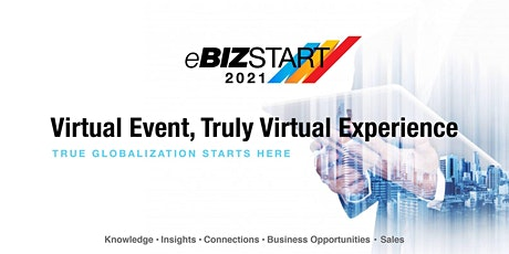 eBizstart Virtual Business Expo 2021 tickets