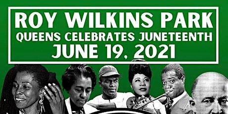 Juneteenth in Queens 2021 tickets