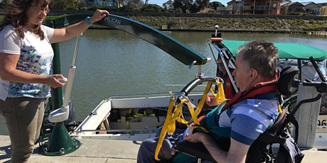 Visitor Hoist Induction Session at Patterson River, Launching Way, Carrum tickets