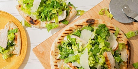Grilled Chicken Caesar Pizza - FREE Cooking Class! tickets