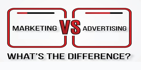 Advertising vs Marketing tickets
