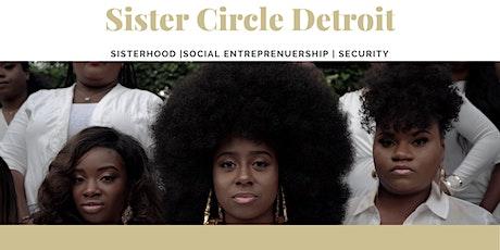 Sister Circle Detroit May 2021 Meeting tickets