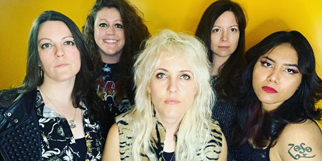 Rebel Queens Vinyl Release Party at Know Name Records tickets