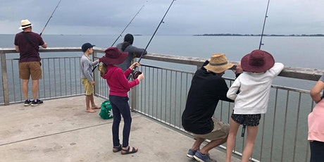 Fishing for Beginners for BCC Active Parks - Lota tickets