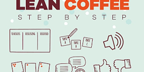 Lean Coffee - Ideal Contract Services' Lean Journey tickets