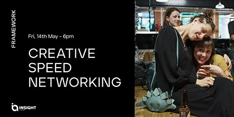 Speed Networking + Drinks for Ambitious Creatives  tickets