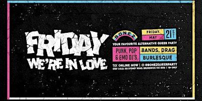 BONEZ Alternative Queer Party – May