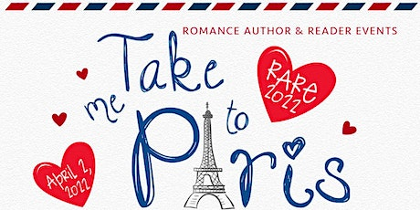 Romance Author & Reader Events presents RARE22 Paris billets