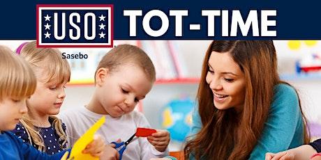 USO Sasebo Tot-Time tickets