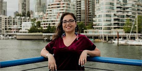 RJAE Artist Talk: Michelle Sound: Trapline tickets