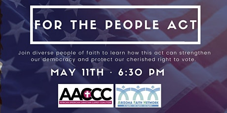 For the People Act - For People of Faith tickets