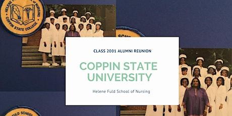 C.S.U Helene Fuld School of Nursing 2001 Alumni Reunion tickets