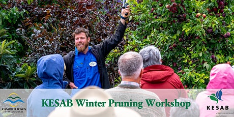 Pruning workshop at the Campbelltown Community Orchard tickets