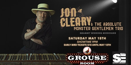Jon Cleary & The Absolute Monster Gentlemen Trio tickets