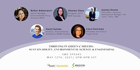 Thriving in Green Careers tickets