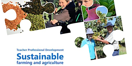 RIVERLAND Teacher PD Term Two - Sustainable Farming & Agriculture tickets