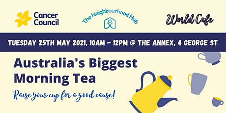 The Biggest Morning Tea tickets