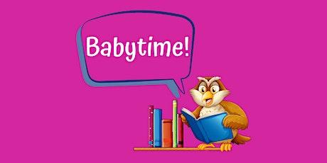 Babytime- Aldinga Library tickets