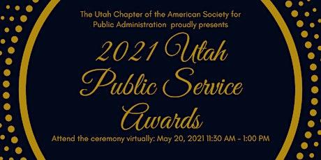 ASPA Utah 2021 Awards Ceremony tickets